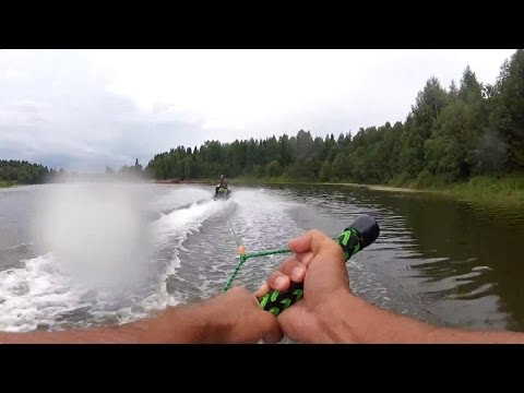 плавающий гидроцикл #6