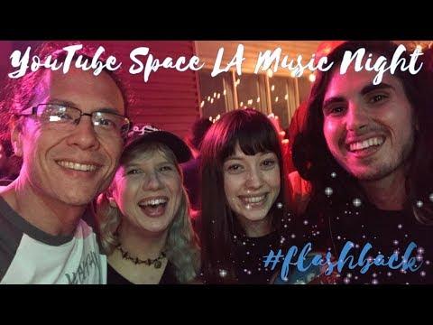 #FBF YouTube Space Music Night with Chase Atlantic + Vegan Pupusas