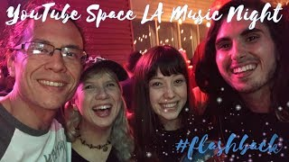 #FBF YouTube Space Music Night with Chase Atlantic + Vegan Pupusas