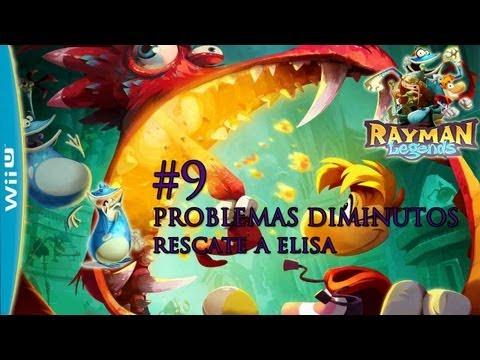Guía Rayman Legends - Problemas diminutos #9 / Rayman Legends -Teensies in Trouble #9 walkthrough