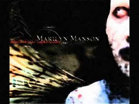 Marilyn Manson 12AntiChrist Superstar
