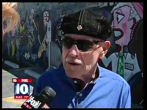 Fred Tieken Interview with Fox 10 News