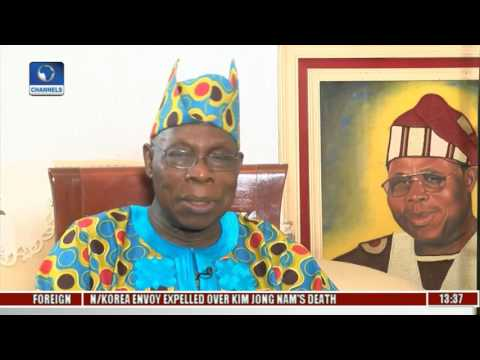 Olusegun Obasanjo At 80: Reflects On His Life Journey So Far Pt. 1