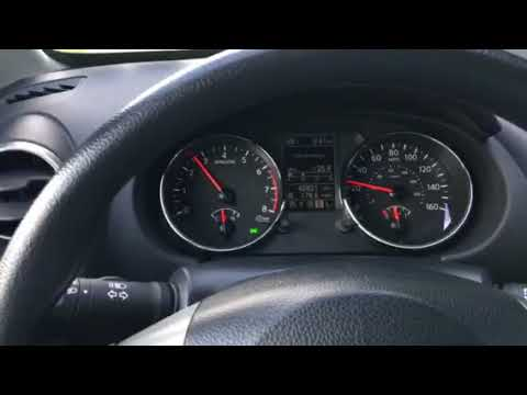 2012 Nissan Rogue S CVT Jerks (10 sec into video) and whine