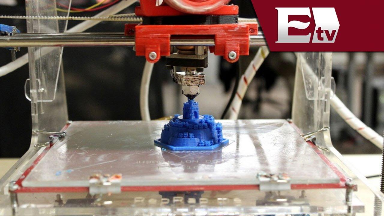impresoras 3d en el mercado c mo funciona una impresora
