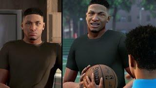 "NBA 2K16 MyCAREER - Creation Of Shawn ""PRIMETIME"" Harris!"