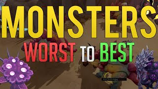 Ranking all Laniakea's slayer tasks from WORST to BEST