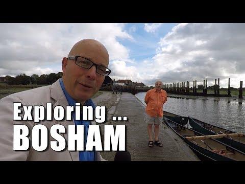 Sussex Walks: A Stroll around Bosham in West Sussex