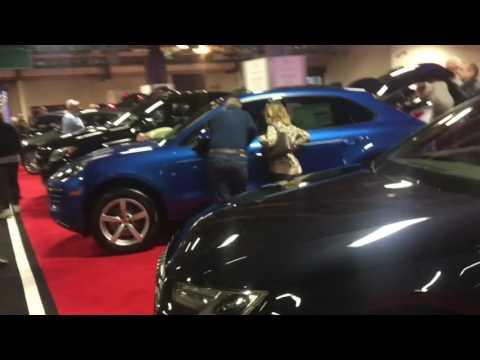 Hershey Auto Show 2017 >> Take a walk around the 2017 Pa. Auto Show: video | PennLive.com