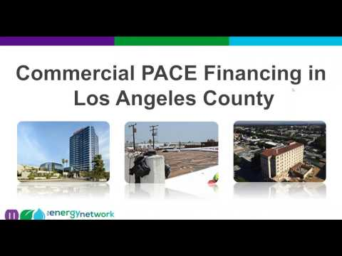 Commercial PACE in Los Angeles County