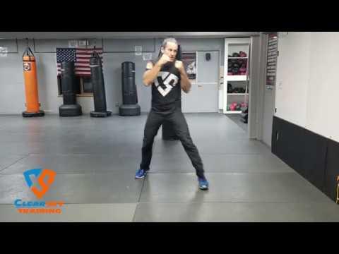 Ninja Boy 18 Min Krav Maga Workout | ClearSky Training