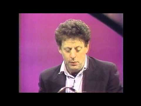 Phillip Glass talks composition