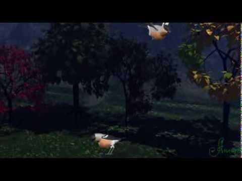 шум дождя и пение птиц слушать онлайн
