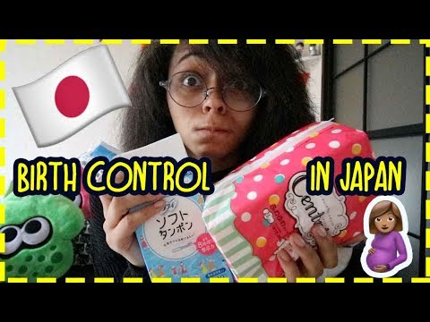 Pads,Gynos, & Birth Control in Japan || Girl Chit Chat||