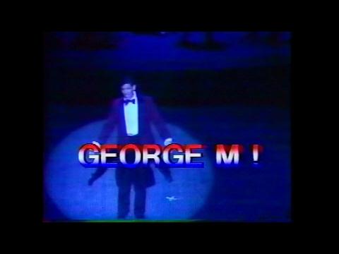 GEORGE M! Act 2 (Emerson Majestic Theatre, Boston 1989)