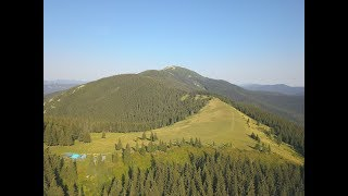 Карпаты | Коломыя | Буковель | август 2017 | Go Pro | DJI Mavic Pro