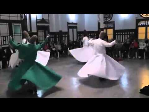 SUFI WHIRLING DERVISHES DANCE