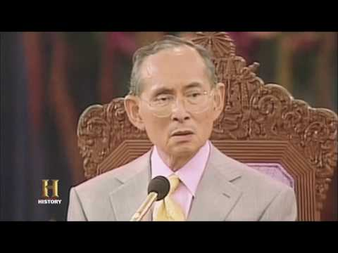 King Bhumibol of Thailand : The People's King