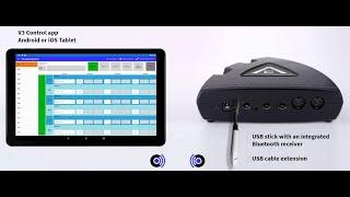 V3 Control - Bluetooth Control / App for V3Sound MIDI Sound Modules
