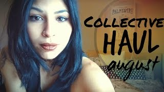 COLLECTIVE HAUL | AUGUST Thumbnail