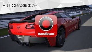 Como gravar gameplays com Bandicam - Dica p/ YouTubers (programa no estilo do Fraps)