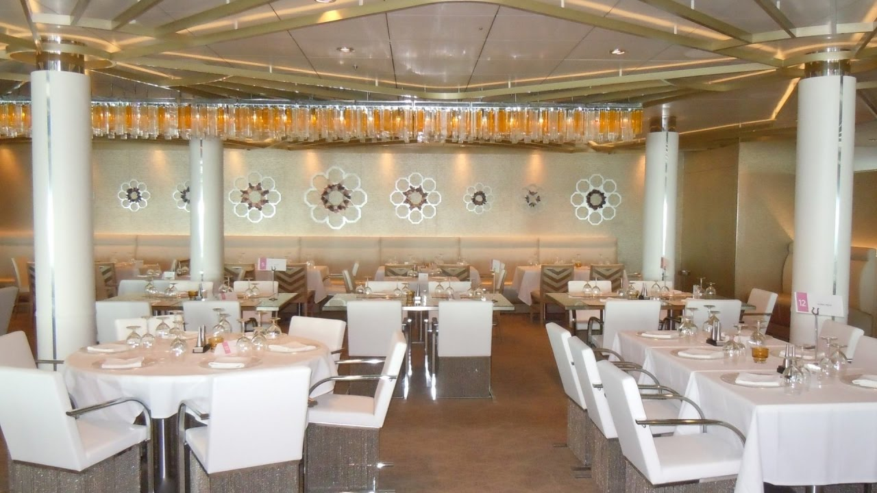 Anthem Of The Seas Dining Venues YouTube