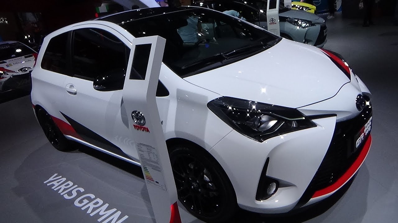 2019 Toyota Vitz Yaris Gr Sports 2019 Toyota Yaris Specs And
