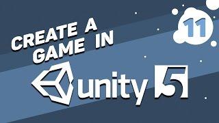 [11] Respawn-System | Spiel erstellen in Unity 5 [German]