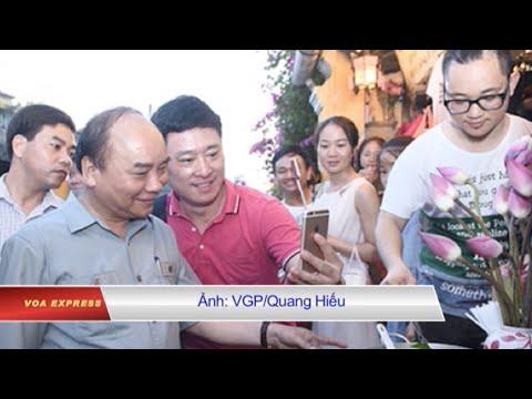 Đoàn xe của Thủ tướng VN gây 'sốt' mạng xã hội