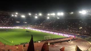 Roma Genoa 3-3 Inno ROMA ROMA ROMA #AsRoma da brividi forti