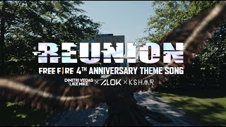 Alok, Dimitri Vegas & Like Mike, KSHMR, ZAFRIR – Reunion (Free Fire 4th Anniversary Theme Song)