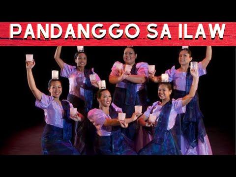PANDANGGO SA ILAW FOLK DANCE|FULL HD