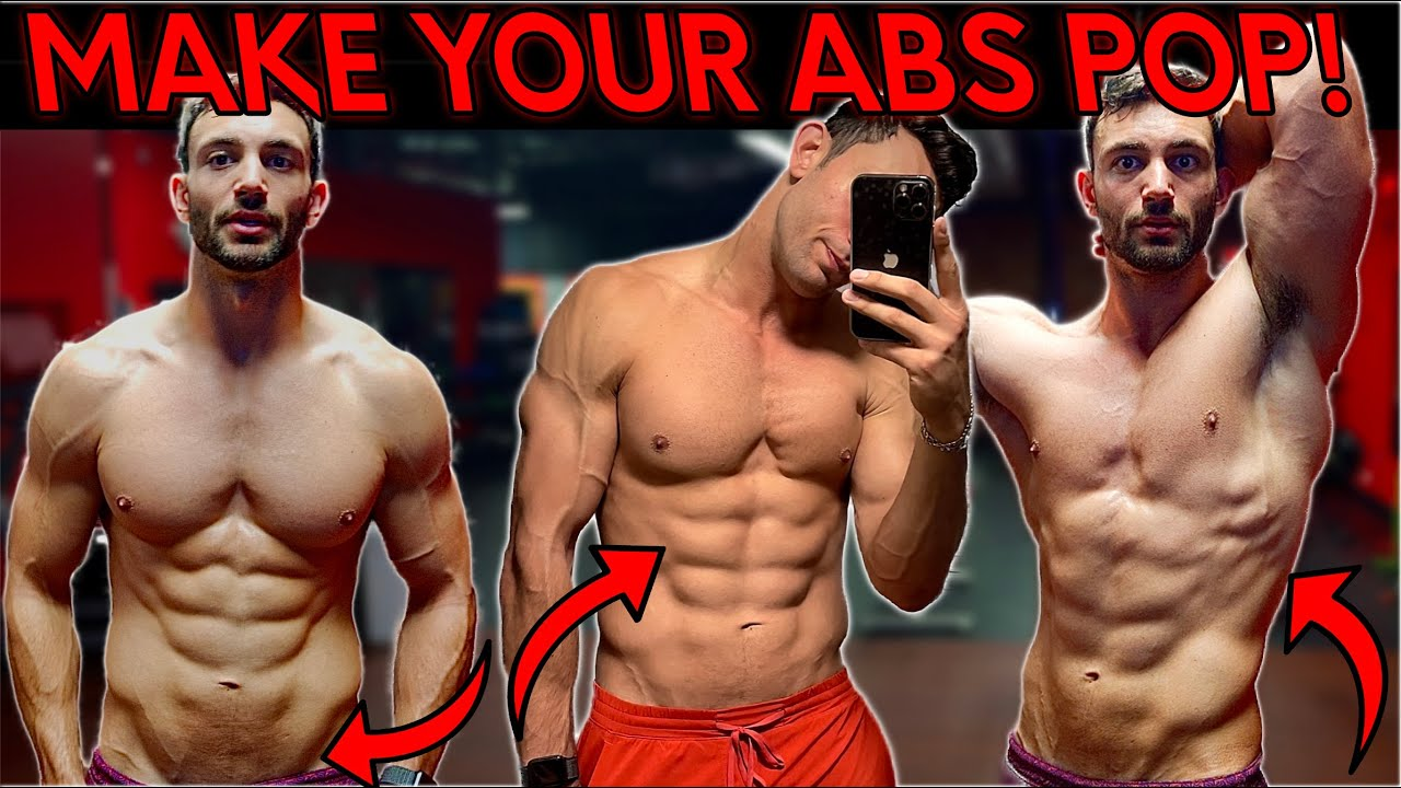 Make your 6 Pack POP! | My Top 10 Favorite AB Exercises!