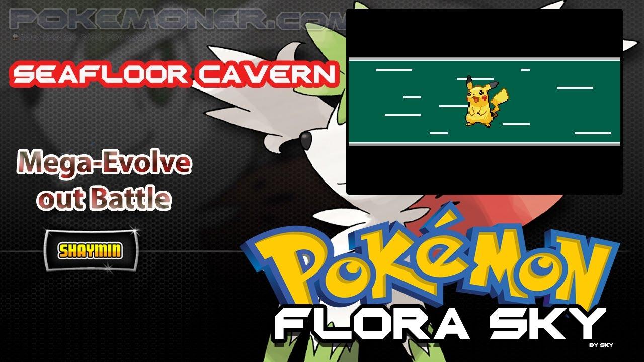 pokemon Mega Flora Sky