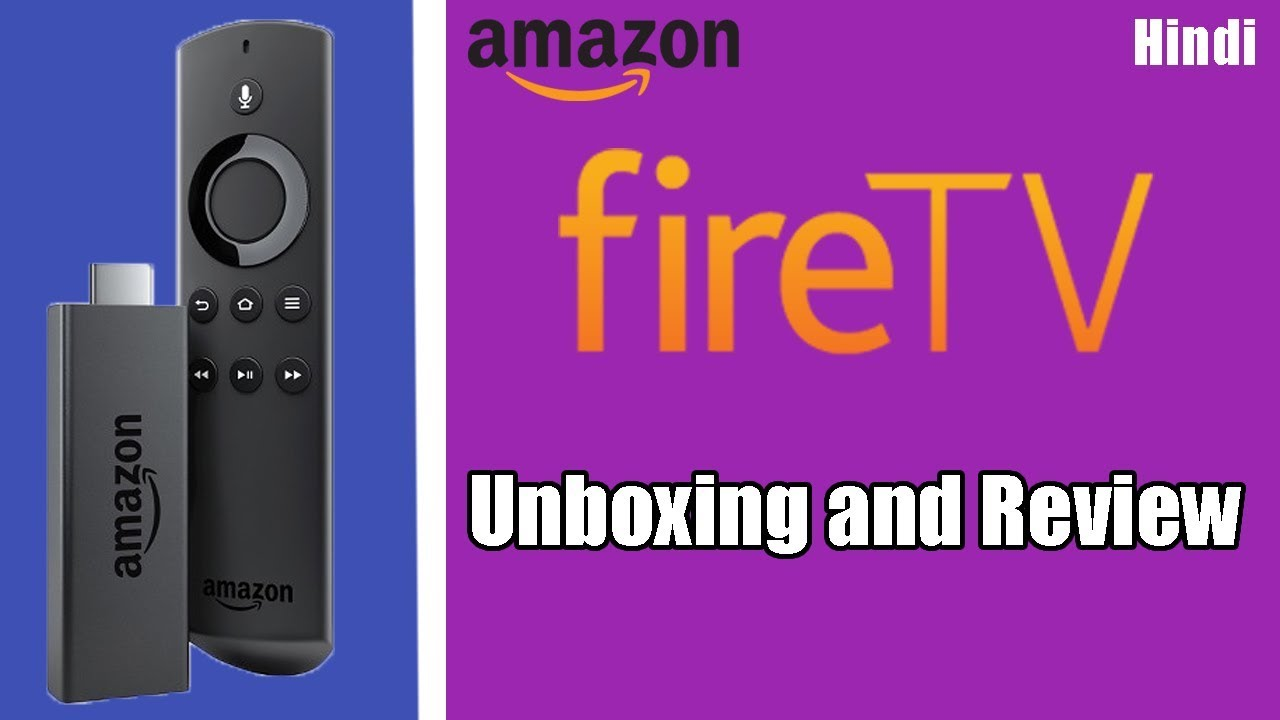 02b8f072cd21 Hindi] Convert Normal TV to Smart TV? ○ Amazon Fire TV Stick Review ...