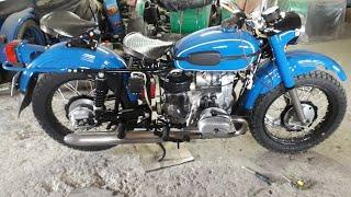 Микропроцессорное зажигание совек на мотоцикле Урал, проблемы часть 2