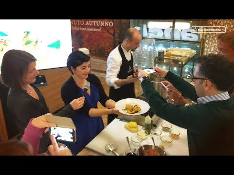 Invito dall'Istituto Italiano di Cultura di Monaco di Baviera e What I Eat in a Day