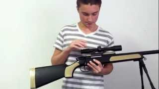 CYMA ZM51 Airsoft Spring Rifle review