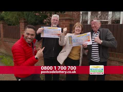 #PPLAdvert - Time To Treat Yourself - March Play - People's Postcode Lottery