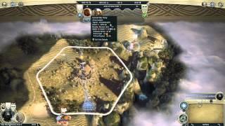 Let's Play Age of Wonders III: Eternal Lords - Tigran Theocrat Episode 1