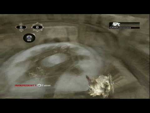 Gears Of War 2 (GoW2)Glitches The Highest Dummy Mount On Memorial Tutorial