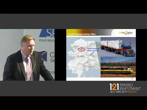 Presentation: Trilogy Metals - 121 Mining Investment London 2019 Spring