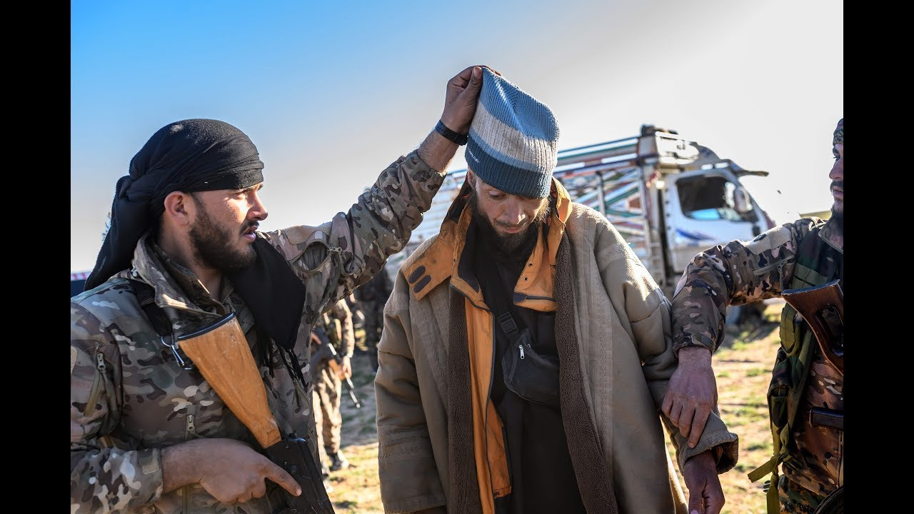 US-backed Syrian force starts final battle in ISIS enclave, Middle
