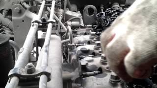 Ремонт топливной системы Common Rail Форд карго 1830 ремонт форсунок.