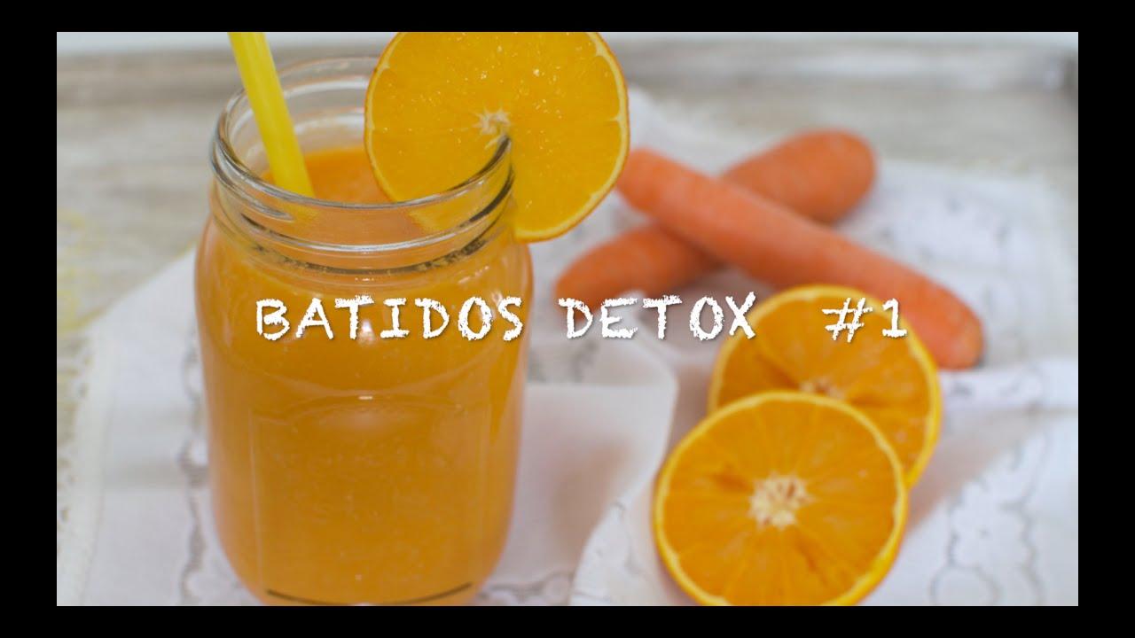 Dieta batidos detox thermomix
