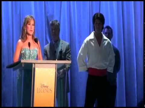 Disney Legends Ceremony at the 2011 D23 Expo - Entire Presentation