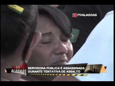 SERVIDORA MUNICIPAL É MORTA DURANTE TENTATIVA DE ASSALTO