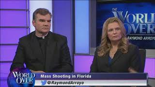 World Over - 2018-02-15 - The Lakeland, Florida School Shooting with Raymond Arroyo