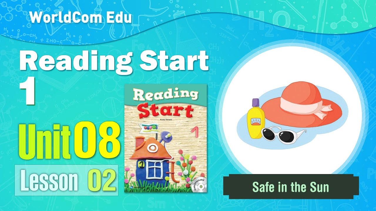 Learn English through Stories | Reading Start Level 1 | Unit 08-2 I My Robot, Turbo!