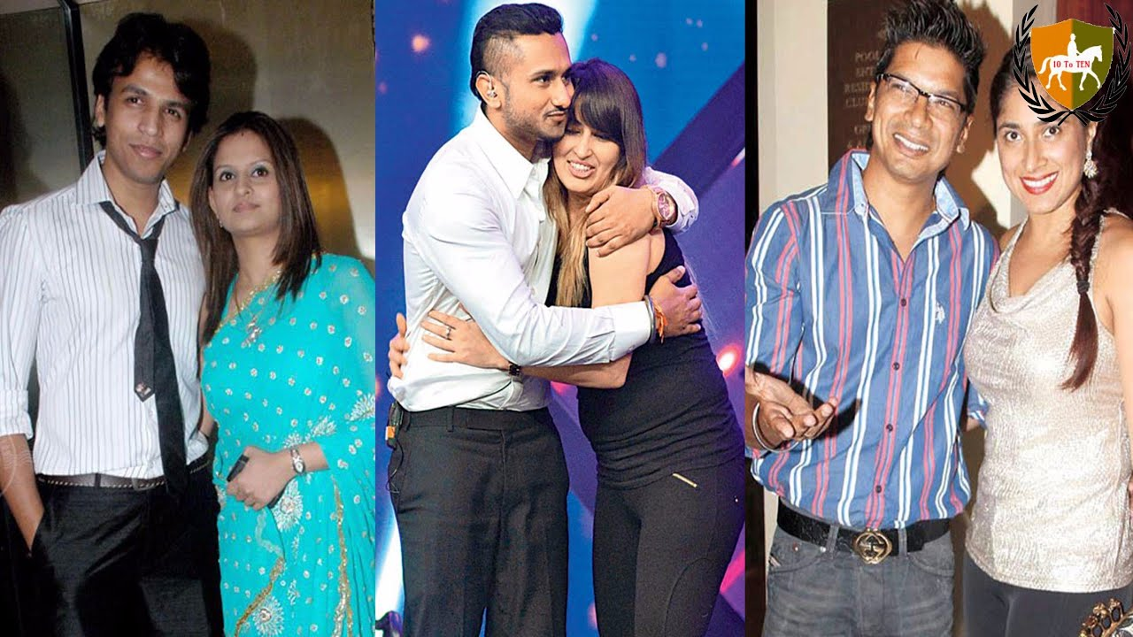 10 Bollywood Singers And Their Beautiful Wives Wife